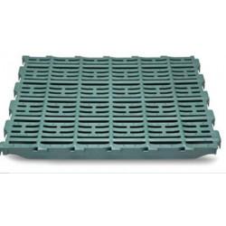 Rejilla plástico Premium 600 x 500 mm normal con apertura de 10mm