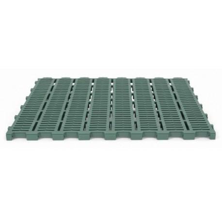 Rejilla plástico Premium 600 x 800 mm normal con 10mm de apertura