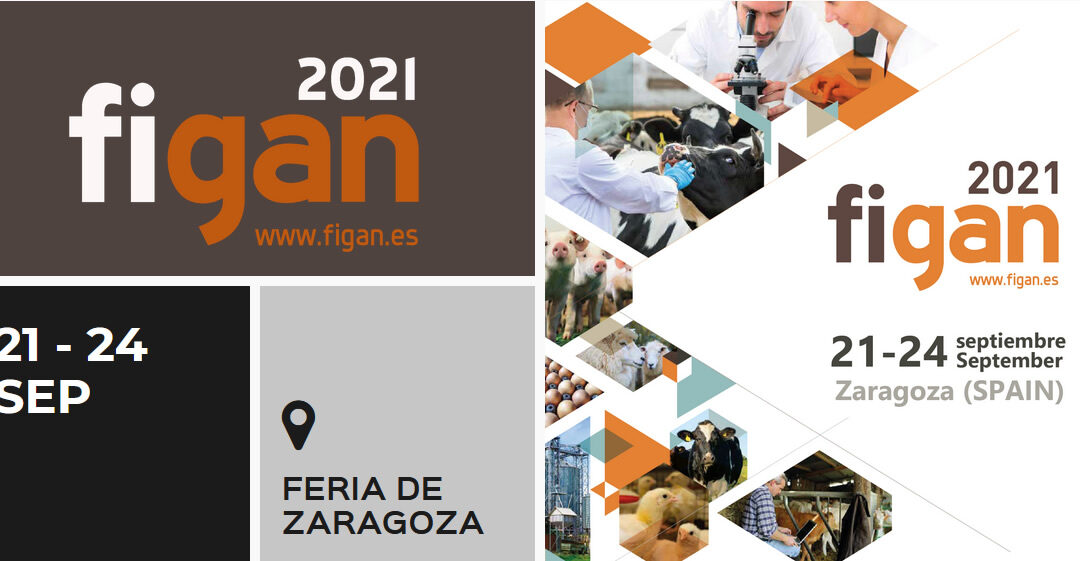 Egain participa en FIMA GANADERA, FIGAN 2021, del 21 al 24 de Septiembre