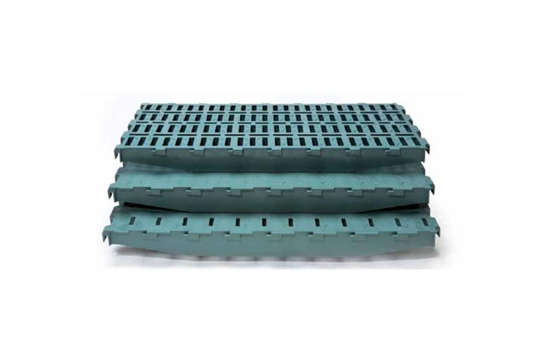 Rejilla Plástico para Ovejas 800x400 14mm